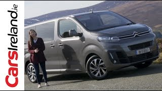 citroen SpaceTourer Review (2018)