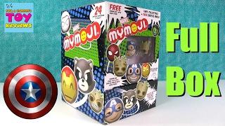 Marvel MyMoji Funko Emoji Super Heroes Blind Bags Opening | PSToyReviews