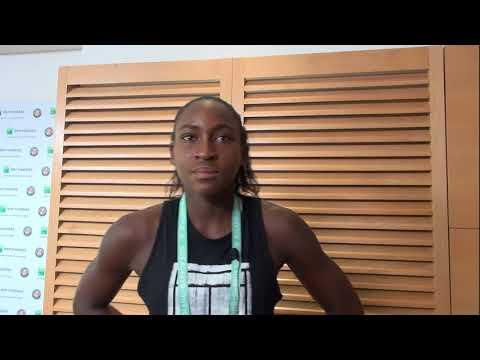 Cori Gauff Reflects On Winning 2018 Roland Garros Girls' Singles Title