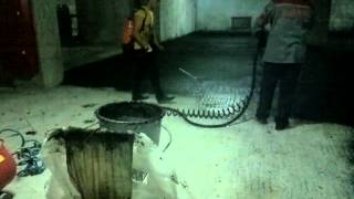Гидроизоляция пола Remmers K2 Dickbeschichtung(Гидроизоляции пола - очистка гидроизолируемой поверхности строительным пылесосом; - грунтование всей..., 2013-09-20T10:11:58.000Z)