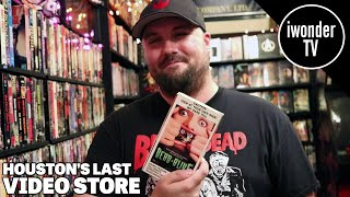 VHS Fan Builds A Video Store In His Basement