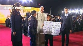 Tháng 2 năm 2016: Gặp gỡ Đức Thượng phụ Matxcơva và chuyến viếng thăm Mexico
