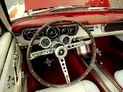 1965 mustang gt convertible 4 speed k code solid lifter for 1965 mustang window adjustment