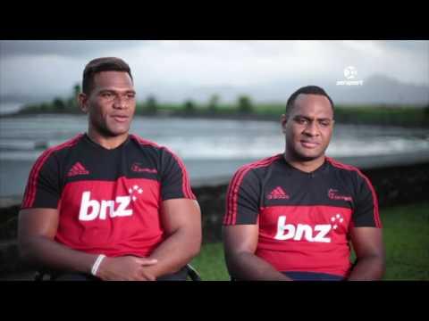 BULA FIJI - Crusaders' Fijian Homecoming | SKY TV