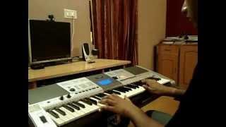 Bewafa instrumental karaoke by Muhammad Yousuf Afridi (piano)