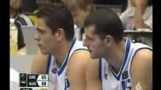 Final de infarto Grecia - Australia