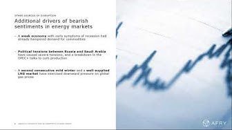 Global disruption: the effect on European energy prices (part 1)
