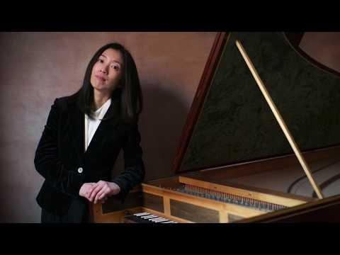 Yuko Inoue plays Händel : Suite d-Moll HWV 428