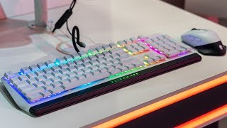 Alienware @ Gamescom 2019 [AW510K & AW310K RGB Gaming Keyboards]