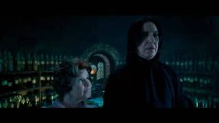 Harry Potter: The Ballad of Severus Snape