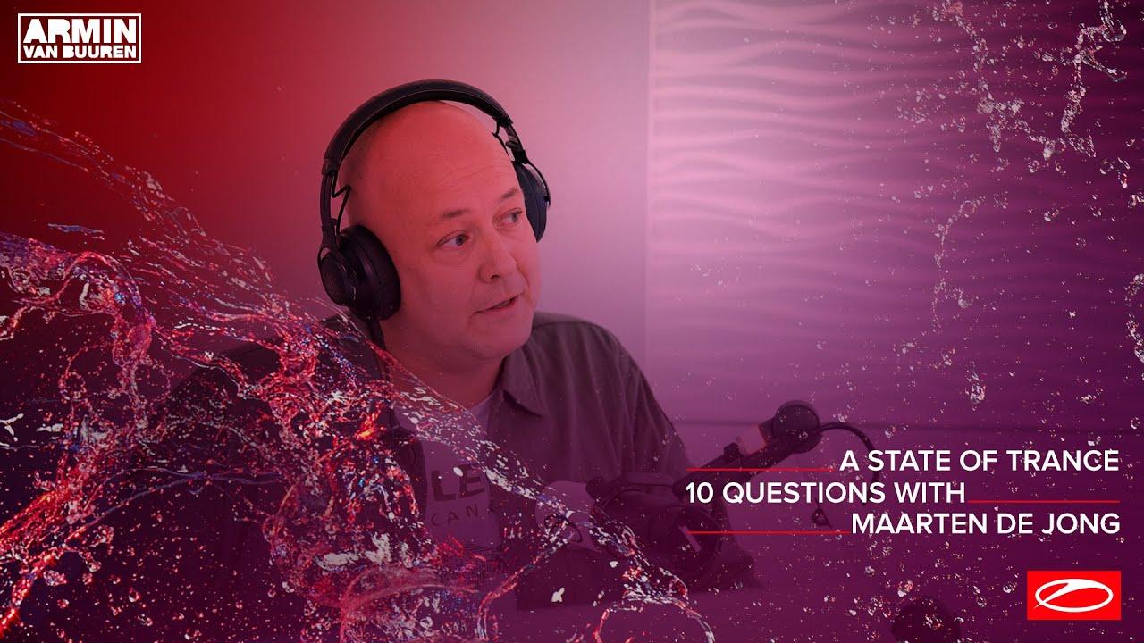 10 Questions With: Maarten de Jong