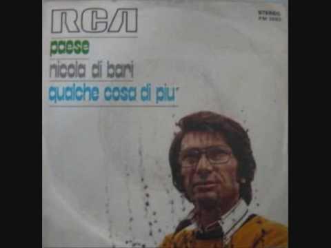 Nicola Di Bari- Paese