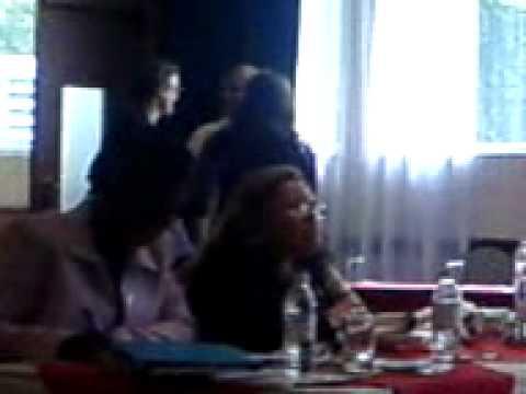encuantro internacional Ecuador 2008.Joel Zegarra ...