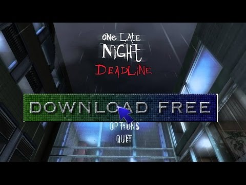 [How to download] [ONE-LATE-NIGHT-DEADLINE] full