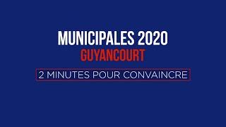 Yvelines | « 2 minutes pour convaincre » : Rodolphe Barry – « Ensemble, Agissons pour Guyancourt »