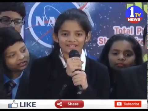 Sri Chaitanya Schools Emerged As The World Champion In The NASA Contest-2019 || 1TV News