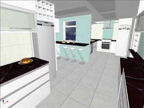 Projeto de Cozinha SCA. | Doovi