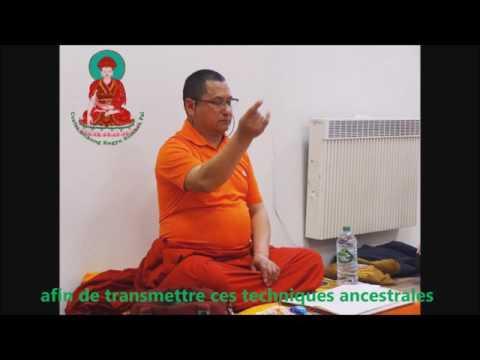 méditation et yoga tibétain de Naropa