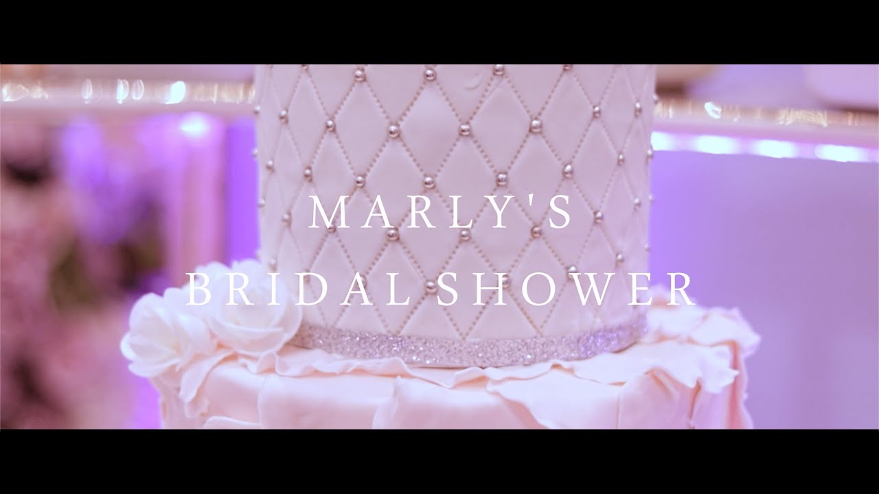 Marly's Bridal Shower