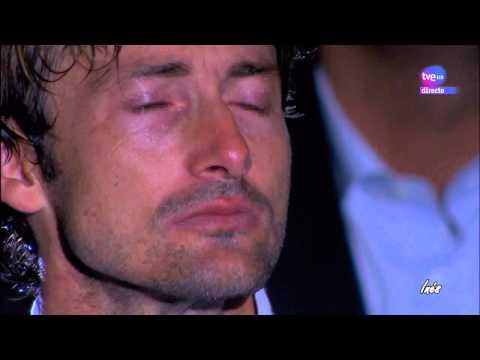 Homenaje a Juan Carlos Ferrero en su despedida de tenis profesional