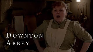 Mrs Patmore and the Whisk | Downton Abbey | Season 4