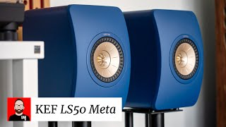 KEF LS50 Meta vs. KEF LS50 vs.…
