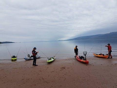 Clyde Estuary LRF Fishing: Gourock To Gantocks
