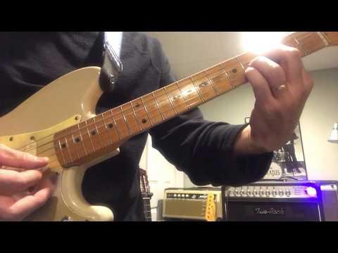 How to play KYOTO rhythm guitar / Tomo Fujita