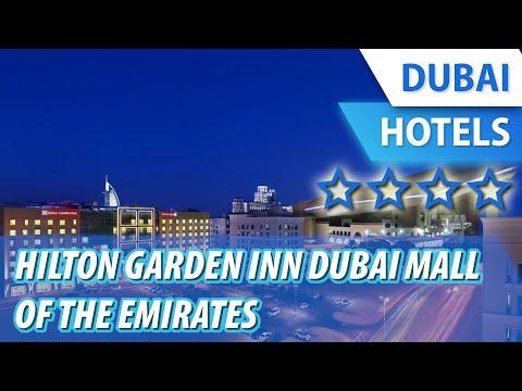 Hilton Garden Inn Dubai Mall Of The Emirates 4 ⭐⭐⭐⭐| review hotel in Dubai, UAE