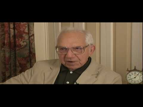 Dr. Leo Beranek, Respite Resident, The Cambridge Homes