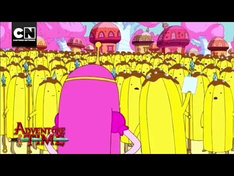 What's a Clone   Adventure Time   Cartoon Network