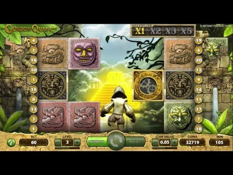 Online Slots with The Bandit - Prize Draws Included