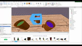 How To Make A Drink Cup In Roblox