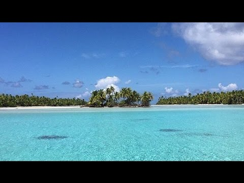 Fakarava atoll, Tuamotu Archipelago, French Polynesia, South Pacific