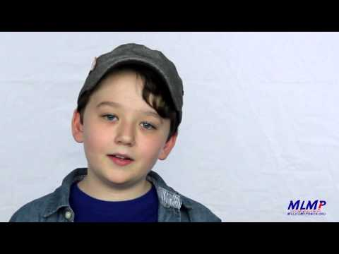 """""About a Boy"" Actor Benjamin Stockham Speaks on Anti-Bullying for My Life My Power Program"""