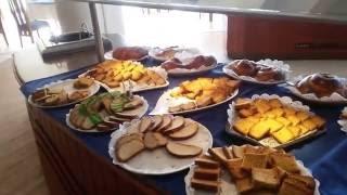 Вся правда о Тунисе 2016. Завтраки в отеле Браво Джерба. Ч.1