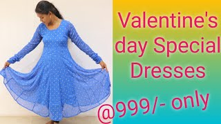 Valentines Day Special Collections   Gathering Sleeve Gowns   NAZA Boutique