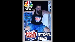 Ryan Stratus Stage 1/ American Ninja Warrior 2017