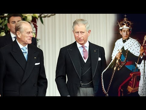 Prince Philip fears son Charles would DAMAGE monarchy if he became King, new book claims