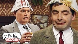 အိမ်ပါတီ   Mr Bean ကိုအပြည့်အဝအပိုင်းများ   ဂန္ထဝင် Mr Bean