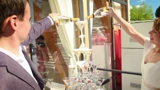 Свадебный клип Андрей и Елена | Яхт клуб Нептун