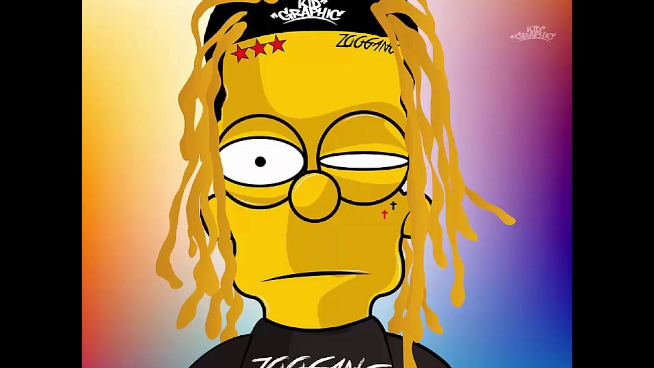 A Z Cartoon Characters Rap : Rappers as cartoon charachters fetty wap eminem lil