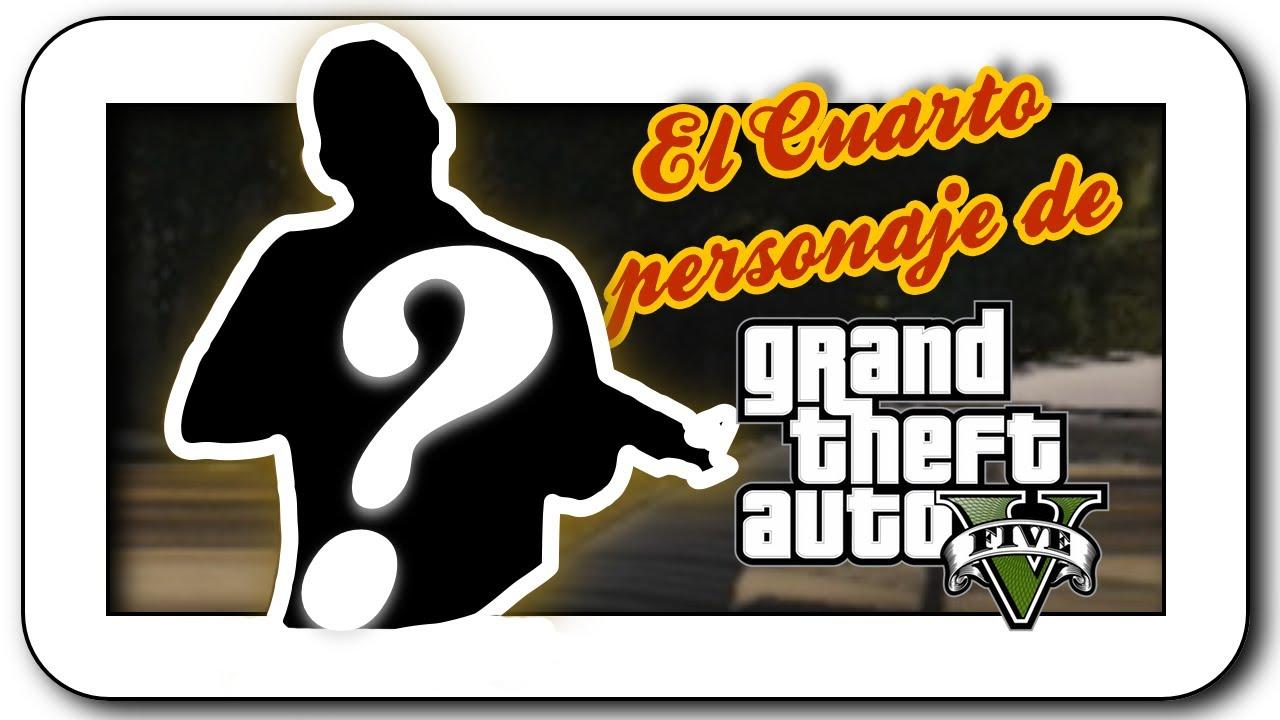 El cuarto personaje del gta v elcuartopersonaje youtube for Cuarto personaje gta 5