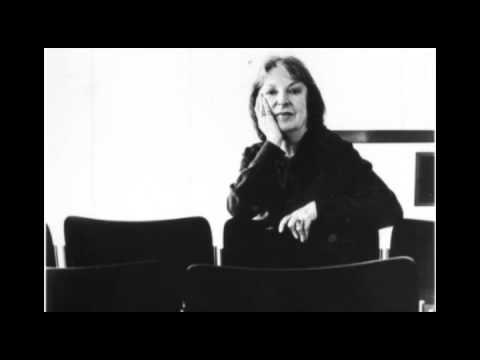 Pauline Kael - Replying To Listeners Radio Broadcast (excerpt)