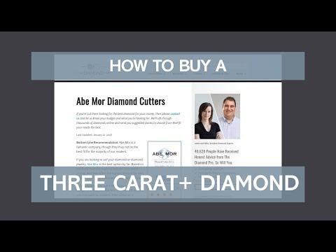 cdb9c1bea282 4 Carat Diamond Ring  The Expert Buying Guide