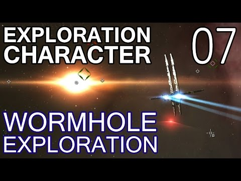 Exploration Character 07 - Wormholes (EVE Online)