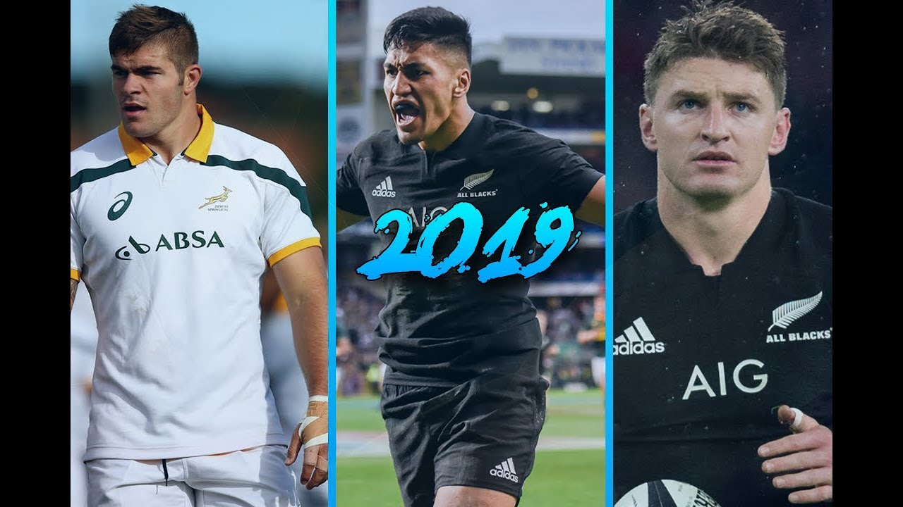 Top 5 Best Rugby Players Of 2019 You