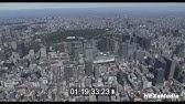 6K RAW東京空撮素材 Tokyo aerial Footage 6K