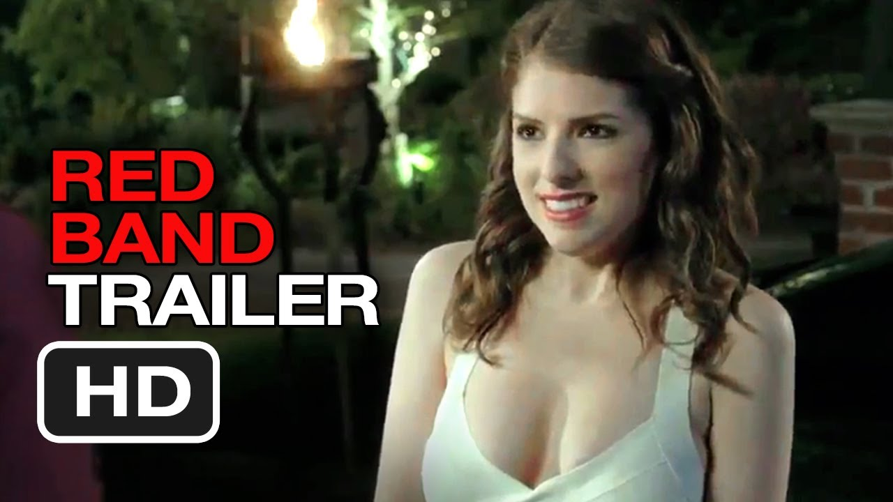 Rapturepalooza Official Red Band Trailer #1 (2013) - Anna Kendrick Movie HD