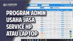 Program Administrasi TOKO untuk Usaha Service HP dan Laptop ~ dataservisonline